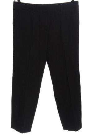 René Lezard 7/8 Length Trousers black casual look