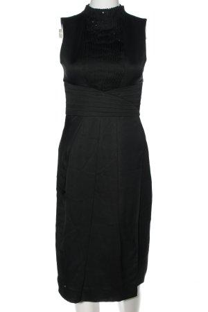 René Lezard Abendkleid schwarz Elegant
