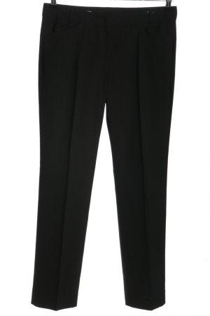 René Lezard Suit Trouser black business style