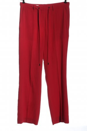 René Lezard Baggy Pants red casual look