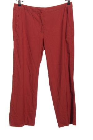 René Lezard Baggy Pants rot Casual-Look