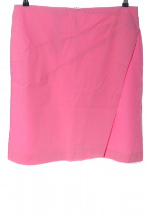 René Lezard Bleistiftrock pink Casual-Look