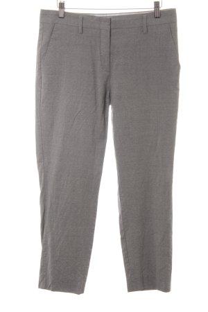 René Lezard Pleated Trousers light grey business style