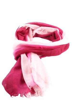 René Lezard Halstuch pink-creme Casual-Look