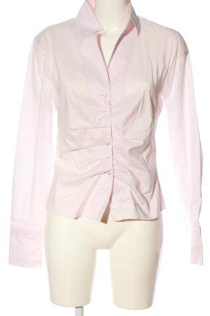 René Lezard Shirt Blouse pink casual look