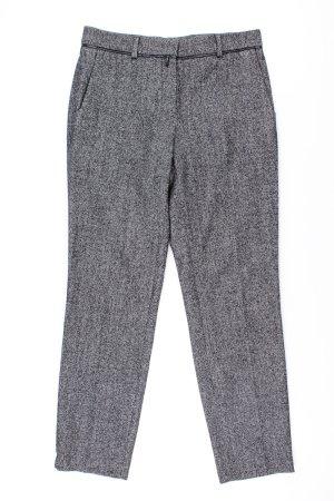 René Lezard Pantalón tobillero gris-gris oscuro