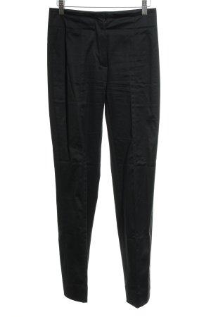 René Lezard Hüfthose schwarz schlichter Stil