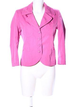 René Lezard Jerseyblazer pink Casual-Look