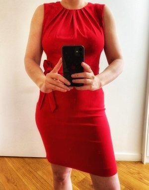 René Lezard Kleid Rot Gr. 38