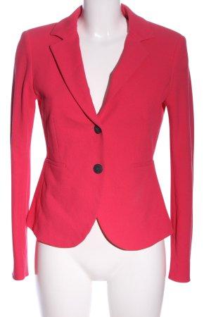 René Lezard Short Blazer pink casual look