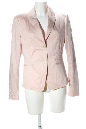 René Lezard Kurz-Blazer pink Casual-Look
