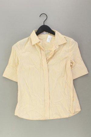 René Lezard Short Sleeved Blouse multicolored cotton