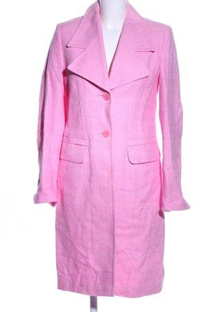 René Lezard Kurzmantel pink Casual-Look
