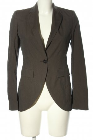 René Lezard Long-Blazer hellgrau Business-Look