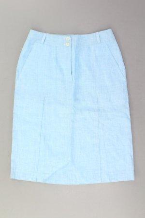 René Lezard Midi Skirt blue-neon blue-dark blue-azure