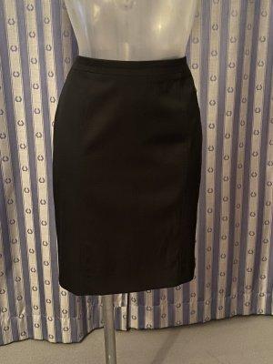 René Lezard Pencil Skirt black