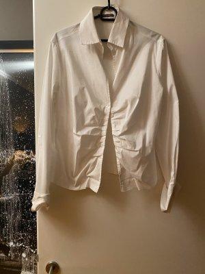 René Lezard S 36 weiß Bluse Shirt