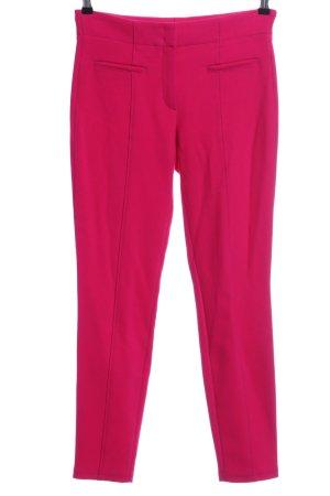 René Lezard Stoffhose pink Casual-Look