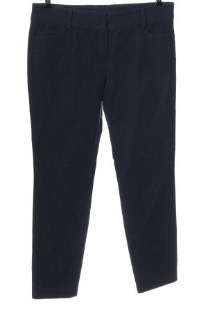 René Lezard Jersey Pants blue casual look