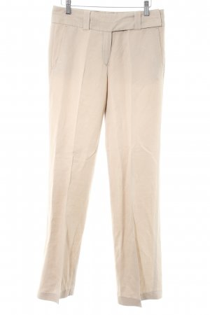 René Lezard Stoffhose hellbeige Business-Look