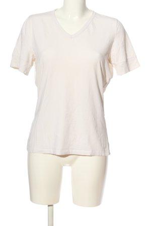 René Lezard T-Shirt weiß Casual-Look