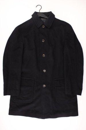 René Lezard Winter Coat black wool