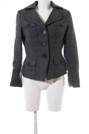 René Lezard Blazer de lana gris claro look casual