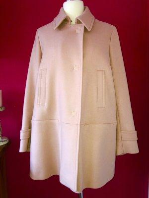 René Lezard Short Coat multicolored wool
