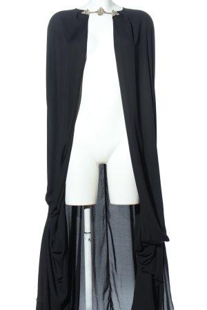 Rengin Cape schwarz Elegant