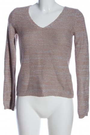 Renuar V-Ausschnitt-Pullover