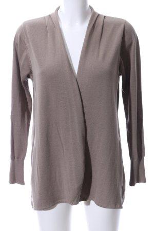 Repeat Cardigan bronzefarben Casual-Look