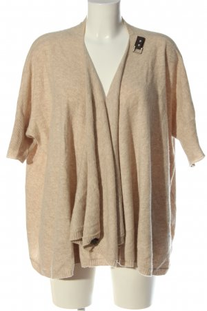 Repeat Cashmere Cardigan creme meliert Casual-Look