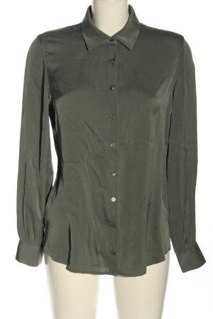 Repeat Camicia blusa cachi stile casual