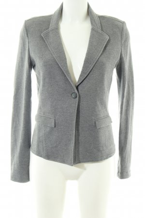 Repeat Jerseyblazer hellgrau meliert Business-Look
