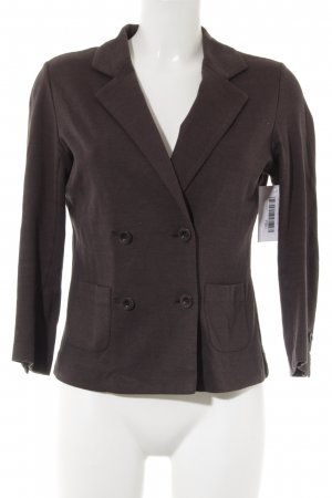 Repeat Jerseyblazer taupe Casual-Look