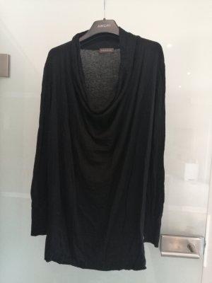 Repeat Pullover in cashmere nero