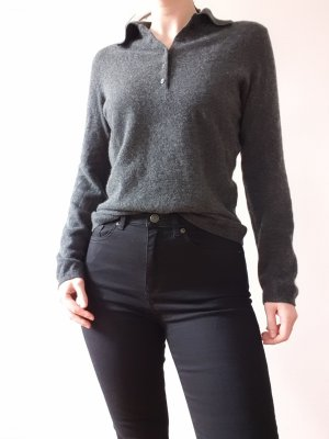Repeat Cashmere Cashmere Jumper dark grey-anthracite