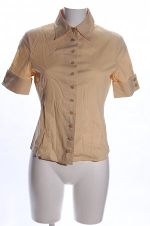 Repeat Kurzarm-Bluse nude Casual-Look