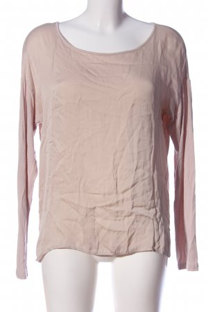 Repeat Langarm-Bluse pink Casual-Look