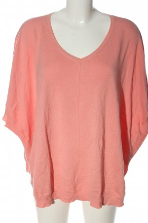 Repeat Maglione oversize rosa stile casual