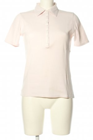 Repeat Polo-Shirt creme Casual-Look