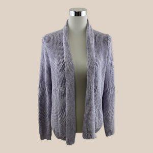 REPEAT Pullover Strickjacke Gr. 40 lila