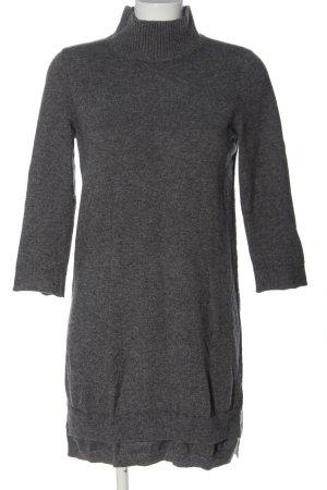 Repeat Abito maglione grigio chiaro stile casual