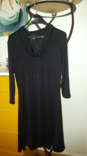 Repeat Shirt Kleid schwarz Gr.36