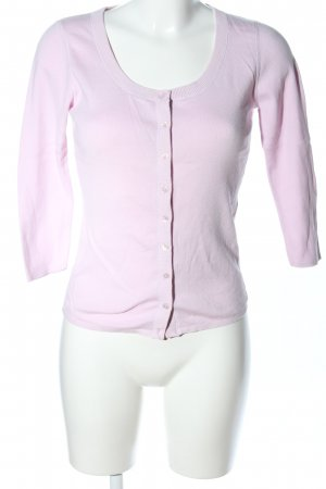 Repeat Strick Cardigan pink Casual-Look