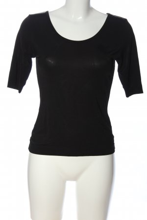 Repeat Strickshirt schwarz Casual-Look