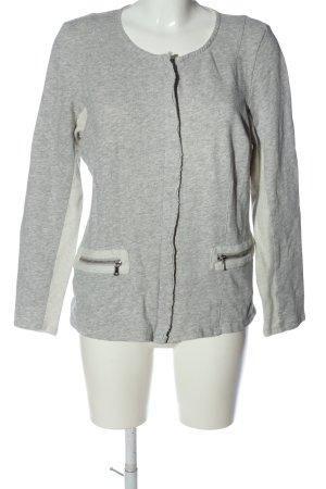 Repeat Giacca fitness grigio chiaro puntinato stile casual