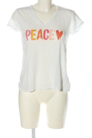 Repeat T-Shirt mehrfarbig Casual-Look