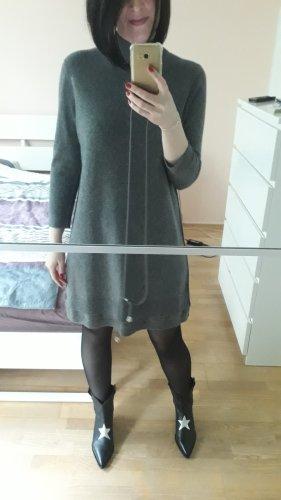 Repeat Wolle & Kaschmir Kleid, Größe 38/M, Grau, Neu mit Etikett