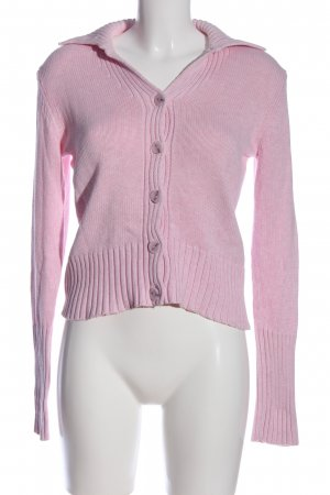 Repeat Zopfpullover pink Casual-Look
